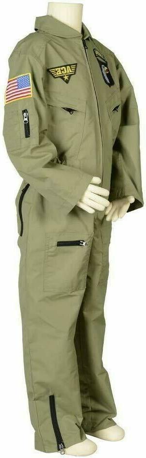 Aeromax Jr. Suit Costume Kids