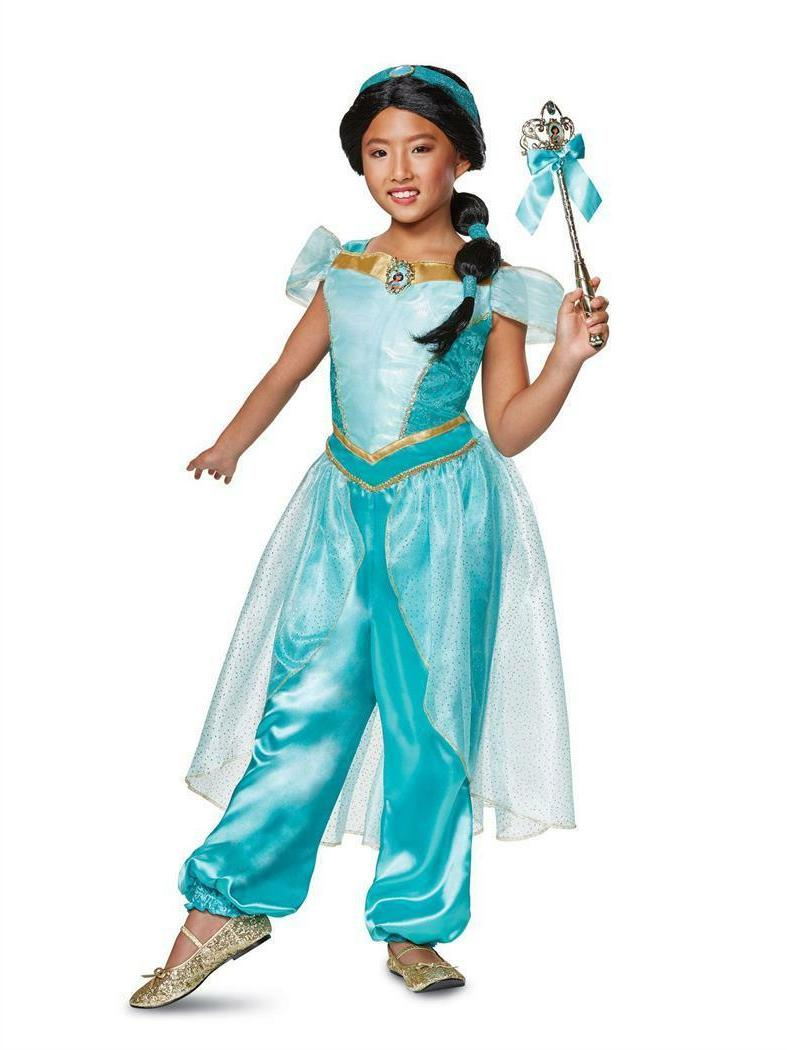 Aladdin Disney Princess - Jasmin Deluxe Child Costume
