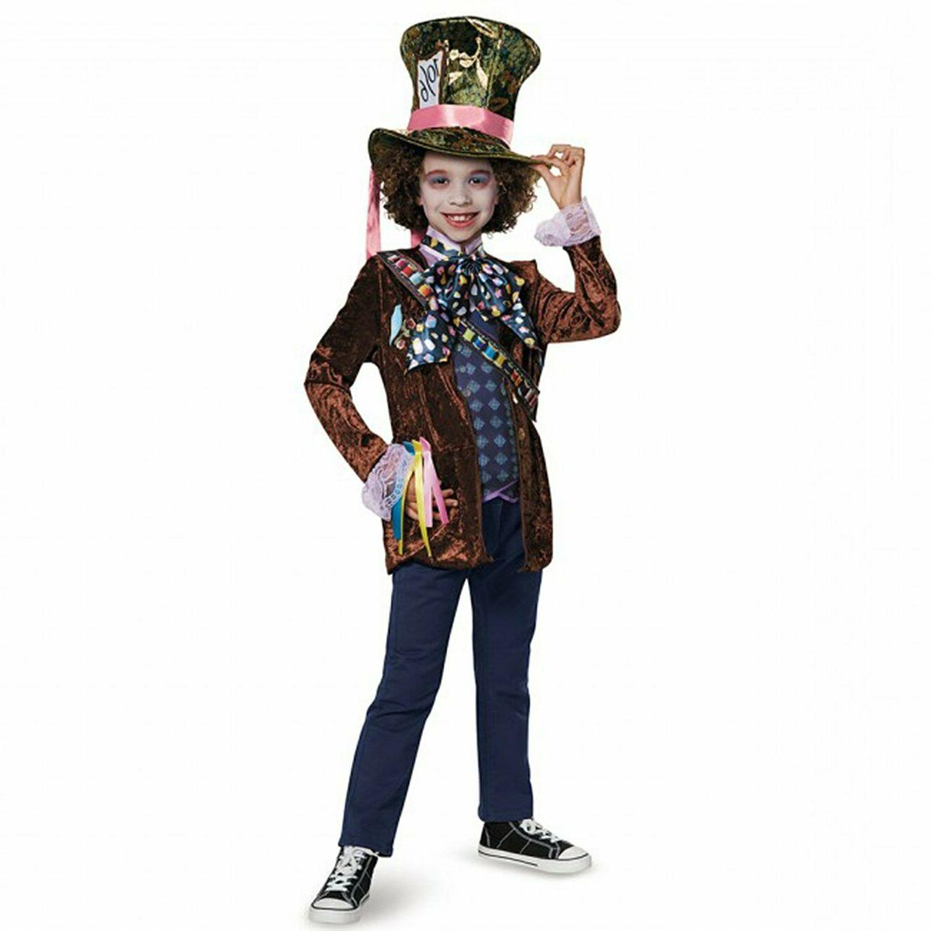 Alice Through the Looking Glass - Mad Hatter Classic Costume