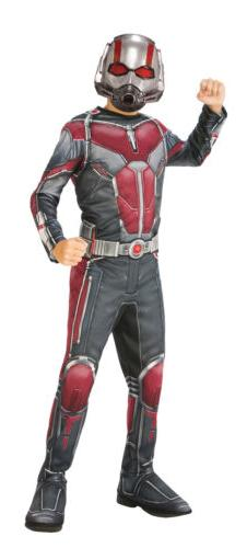 Ant Man CHILD Costume One Size NEW Ant-Man and the Wasp