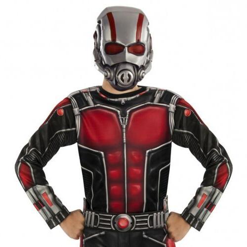Ant-Man Costume Fancy