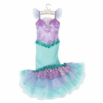 ariel costume with sound for kids size
