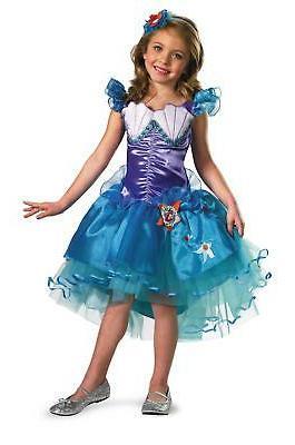 ariel disney princess tutu prestige child costume