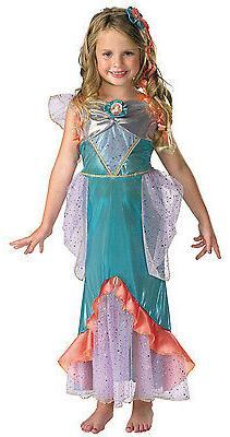 ariel little mermaid disney princess fancy dress