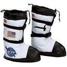 Astronaut Boots Kids NASA Spaceman Costume Halloween Fancy D
