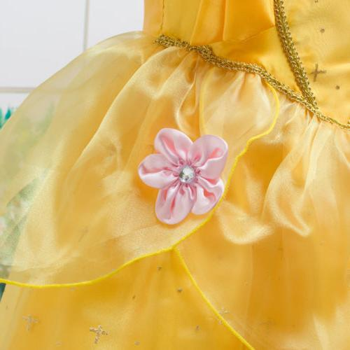 Belle Princess inspired Beauty Beast FREE SHP