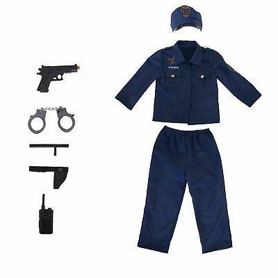 Boy Dress Officer Toys piece