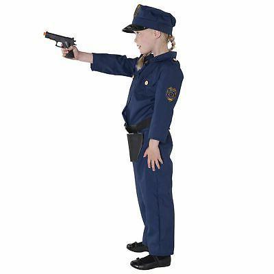 Boy Dress Kids Police Officer Toys piece