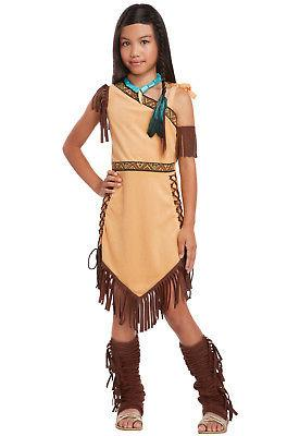 Brand New Indian Native American Princess Pocahontas Outfit