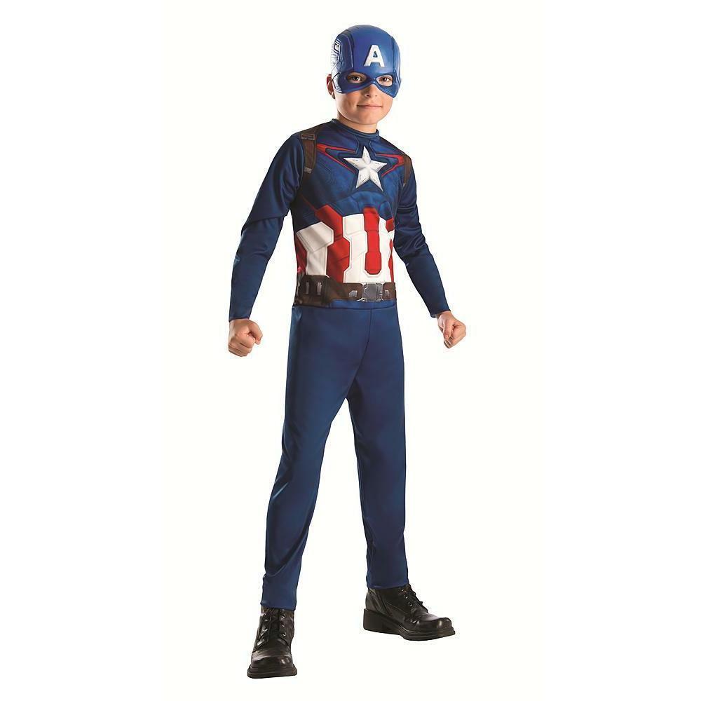 captain america halloween costume years