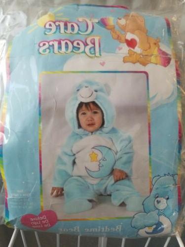 care bear child costume size 3 12