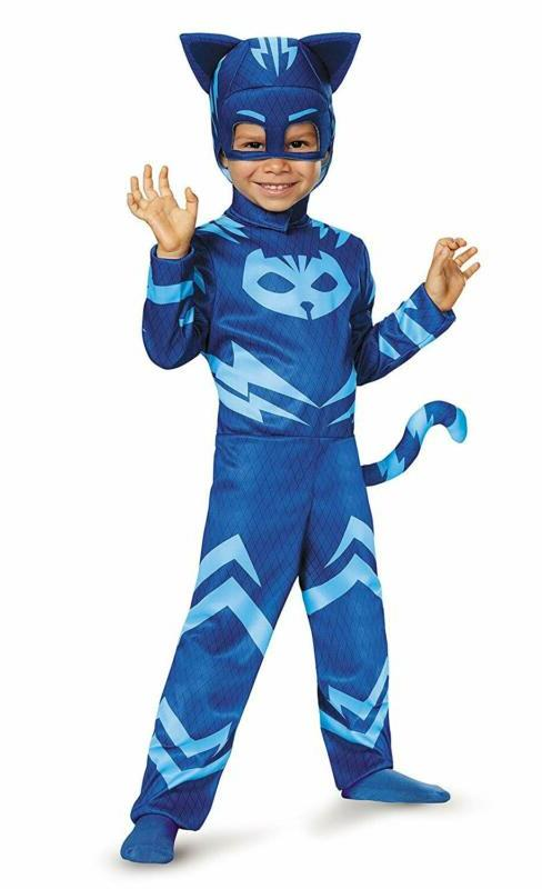 catboy classic toddler pj masks costume large