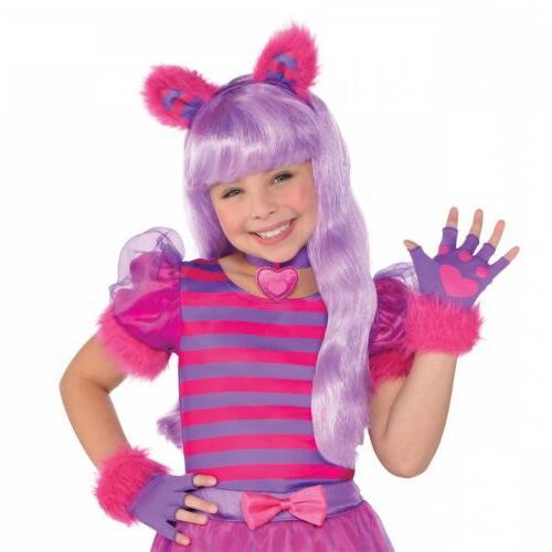 Cheshire Cat and Dress