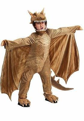 child s fantasy dragon costume
