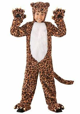 child s leapin leopard costume