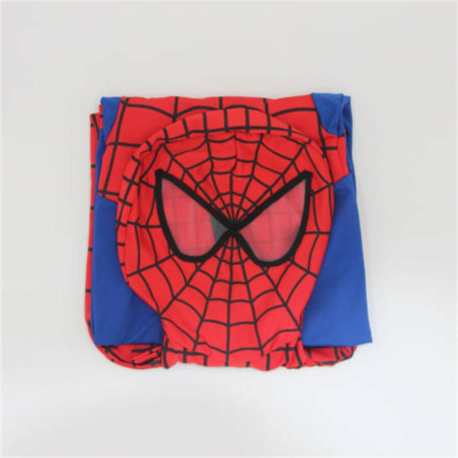 Children Boy Spiderman Superhero Cosplay