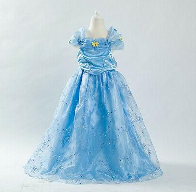 Cinderella inspired Princess costume New SHIP
