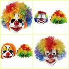 clown mask for kids halloween costume party