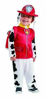 Costume Toddler PAW Patrol Marshall Child Costume One Color