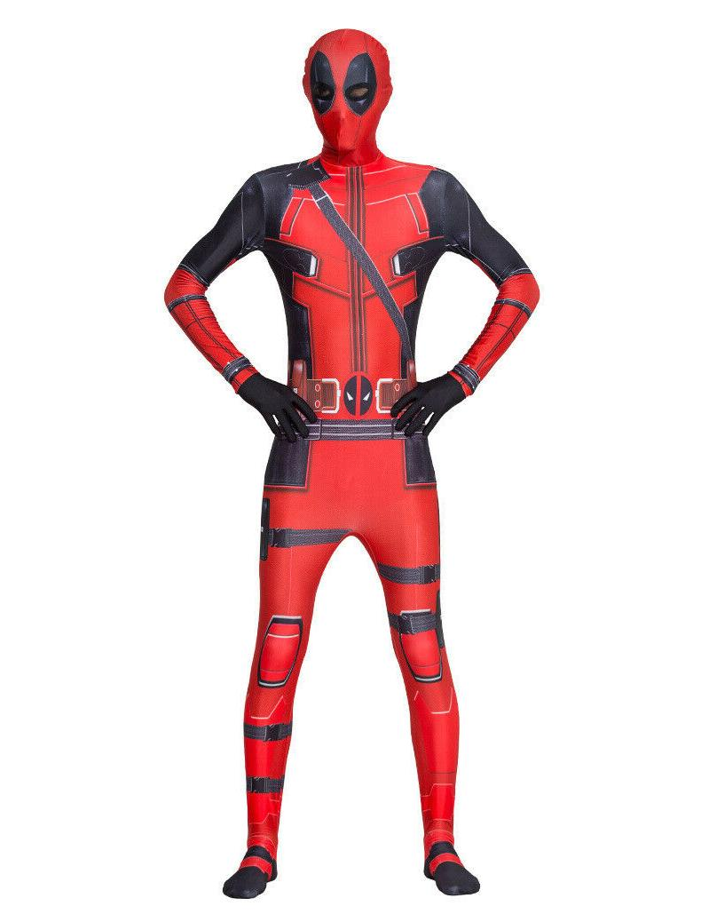 US Deadpool Jumpsuits Kids Bodysuits