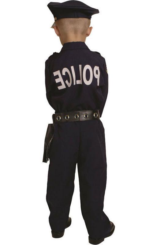 Deluxe Police Officer Toddler Child