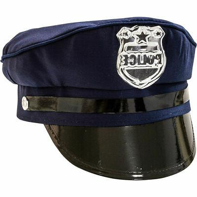 Deluxe Accessories Adult Standard Cop