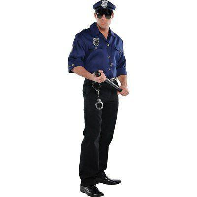 Deluxe Police Accessories Cop