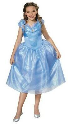 Disney Cinderella Movie Tween Costume by Disguise