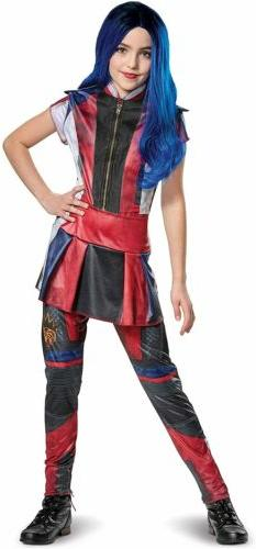 Disney: Descendants 3 Evie Classic Girls' Costume | Disguise