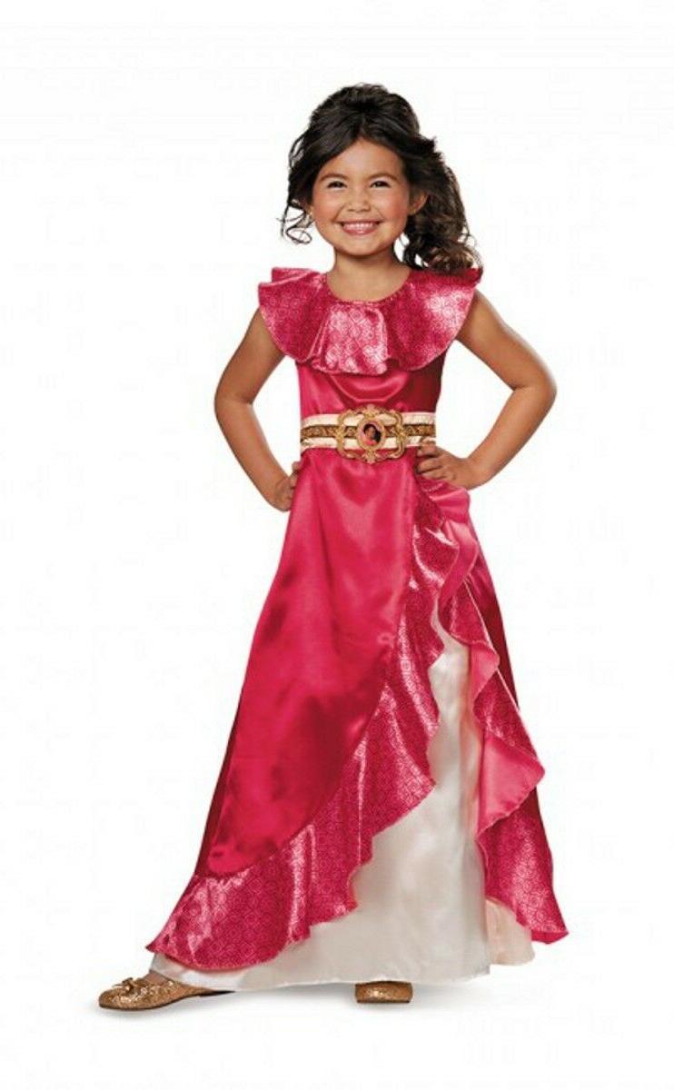 Disney Princess Elena of Avalor Adventure Dress Classic Todd