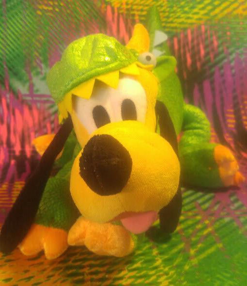 "Disney Store Nice Dog 15"" Plush Animal"
