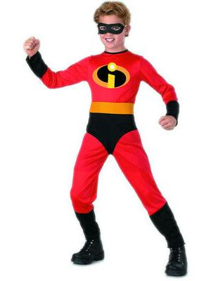 disney the incredibles child dash costume