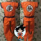 Dragon Ball Z GoKu Kids Costume Fancy Suit Party Clothing Co