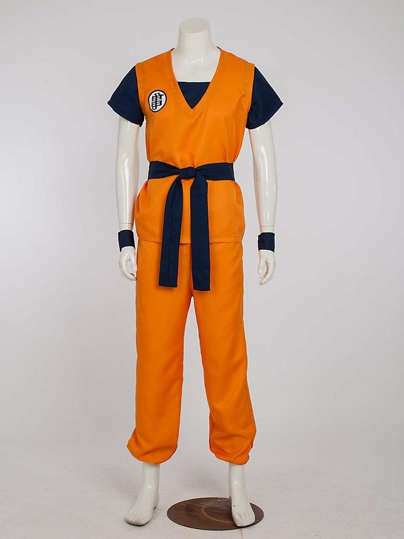 Dragon Ball Z Saiyan Goku Gokou Turtle Kids Boys Costume Cosplay