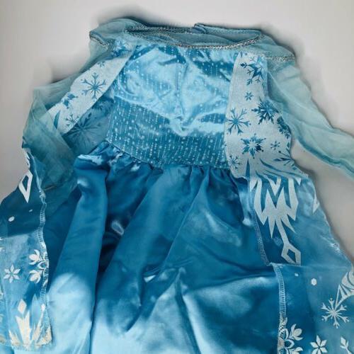 Disguise Elsa Toddler Classic Costume, Medium