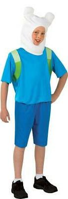Adventure Time Finn Costume Child