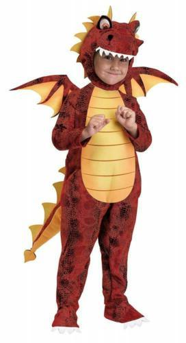 fire breathing dragon toddler costume 4 6