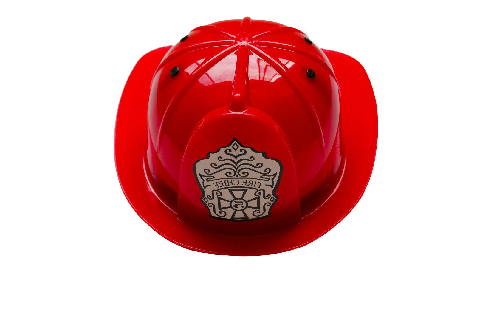 Firefighter up badge Fire man Size S 3 4 5 6
