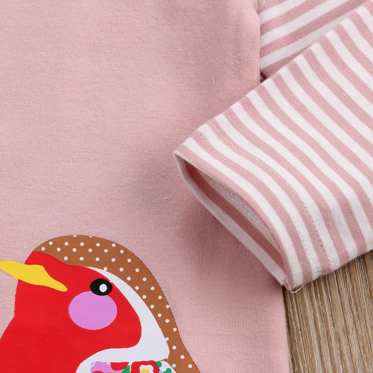 Pudcoco <font><b>Girl</b></font> Cute <font><b>Kids</b></font> Dress Bird Party <font><b>Costume</b></font> <font><b>Accessories</b></font>
