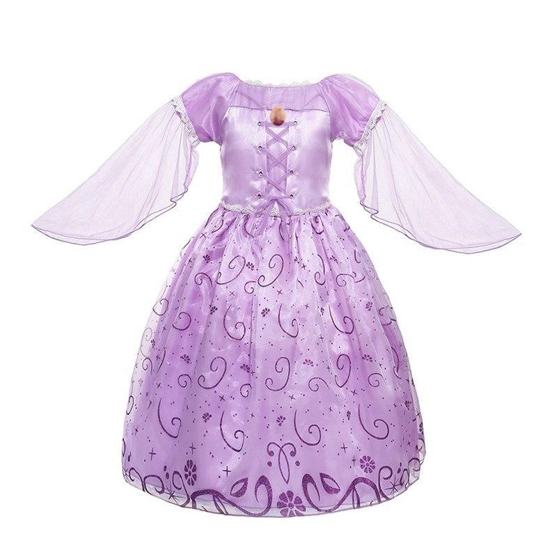 <font><b>Girls</b></font> <font><b>Kids</b></font> Princess Cartoon Toddler Purple Ball Party <font><b>Accessories</b></font>