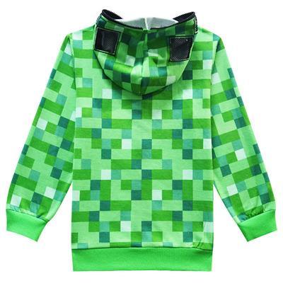 <font><b>kids</b></font> Sweatshirts Sleeve Shirt Game Cosplay Jacket