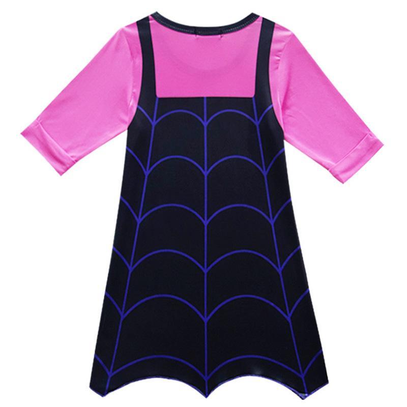 <font><b>Kids</b></font> <font><b>Girls</b></font> Maleficent <font><b>Costume</b></font> and <font><b>Accessories</b></font> Children Carnival Birthday Party Clothes