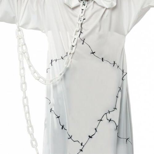 Ghost Costume Fancy Dress