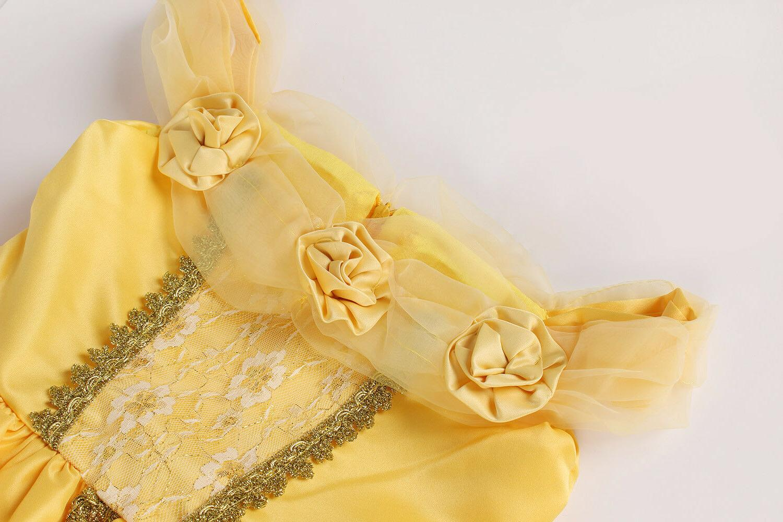 Girls Cosplay Dress Fancy Costumes Ball