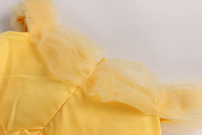 Girls Cosplay Princess Dress Fancy Ball Gown Dress