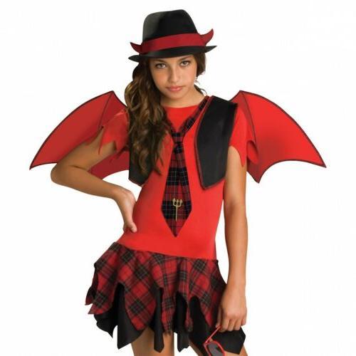 Girls Devil Tween