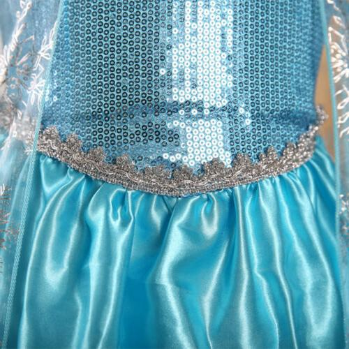 Girls Dress Up Fancy Costume Cosplay Clothes