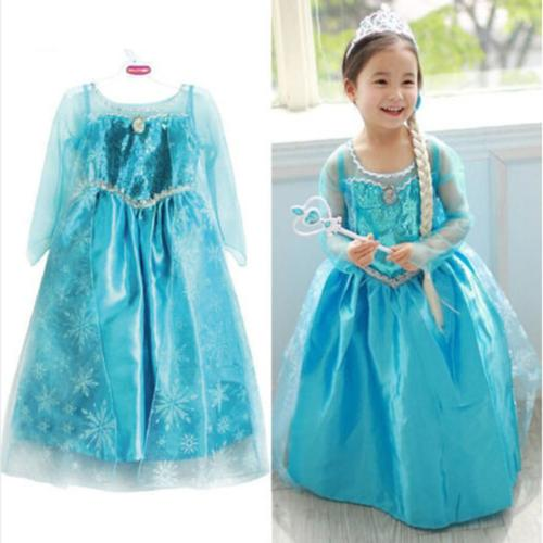 Girls Fancy Costume Clothes Kids