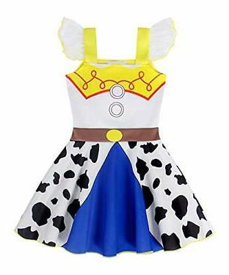 AmzBarley Girls Cowgirl Costume Holiday ...