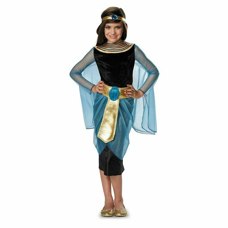 girls sapphire cleopatra kids costume 84061 4